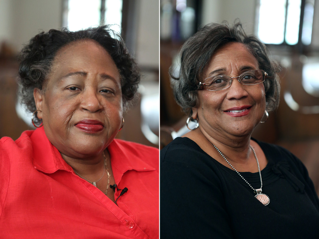 Joyce O'Neal and Dianne Harris were teenage activists during the Civil Rights Movement in Selma.